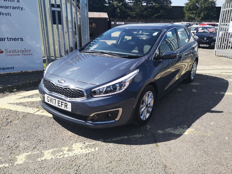 used Kia Ceed 2 ISG in Newmarket-Suffolk