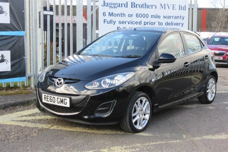 used Mazda Mazda2 TAMURA in Newmarket-Suffolk