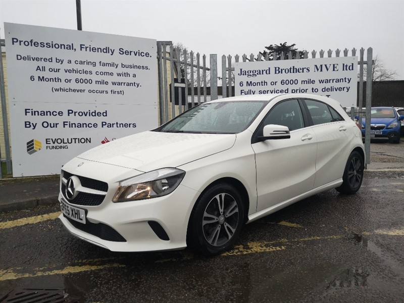 used Mercedes A180 CDI A 180 D SE in Newmarket-Suffolk