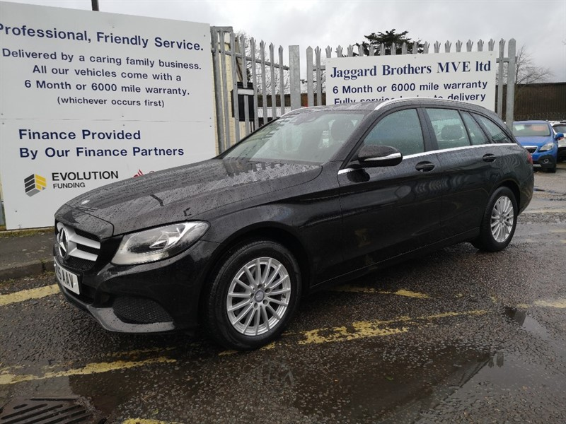 used Mercedes C220 BLUETEC SE EXECUTIVE in Newmarket-Suffolk