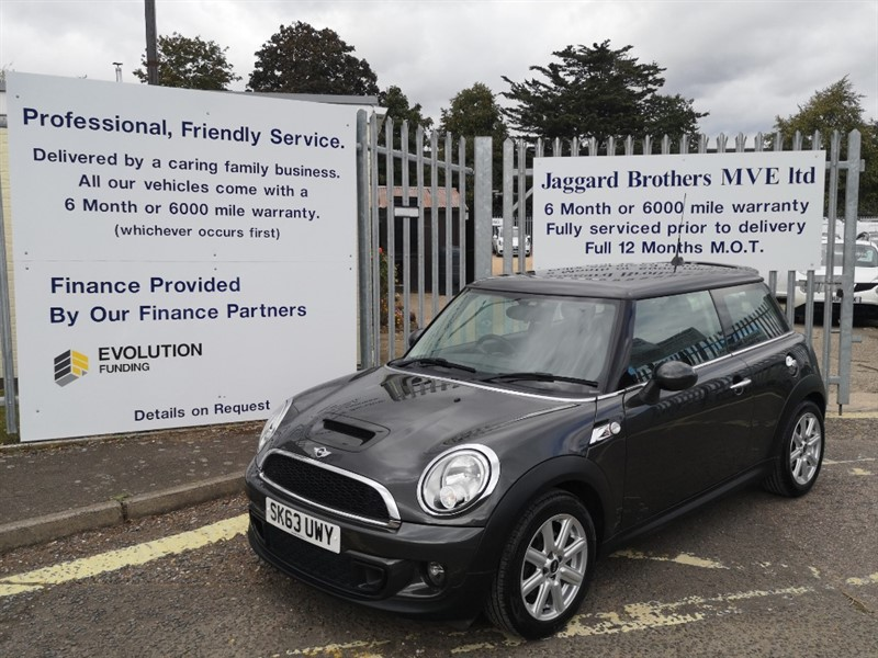 used MINI Cooper COOPER SD in Newmarket-Suffolk