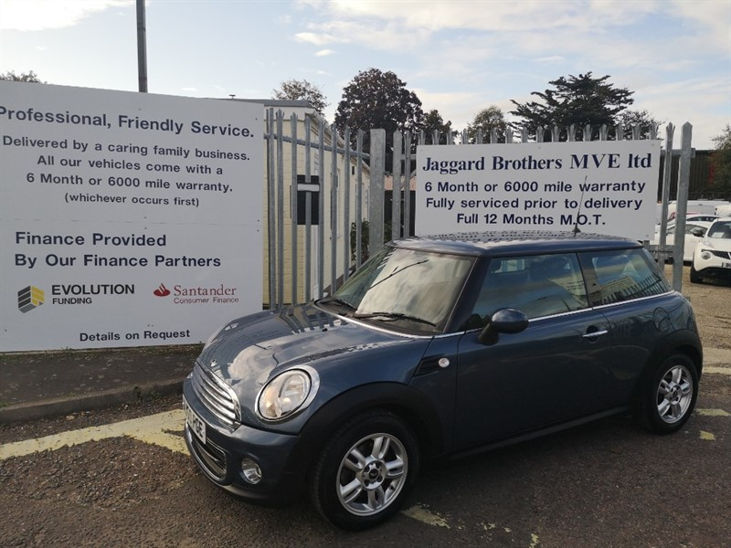 used MINI One ONE in Newmarket-Suffolk