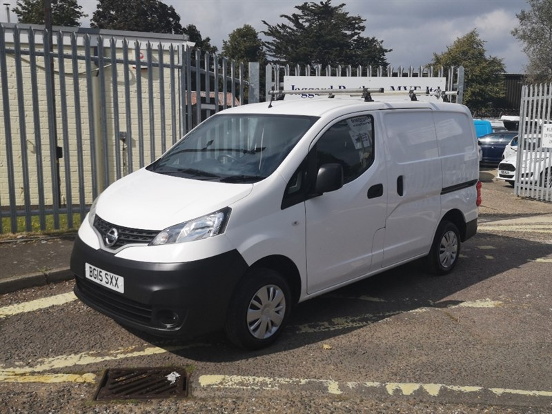 used Nissan NV200 DCI ACENTA in Newmarket-Suffolk