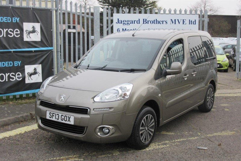 used Peugeot 1007 HDI TEPEE S in Newmarket-Suffolk