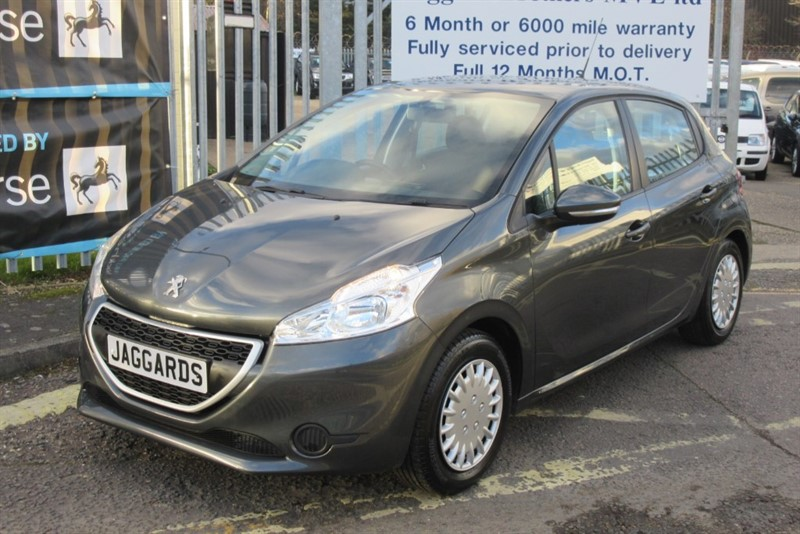 used Peugeot 208 Active + in Newmarket-Suffolk