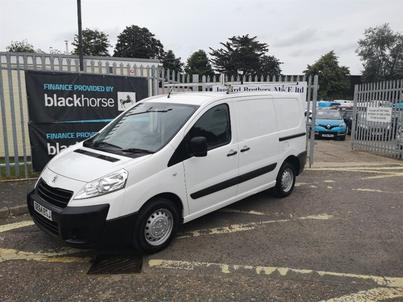 used Peugeot Expert HDI 1000 L1H1 PROFESSIONAL P/V in Newmarket-Suffolk