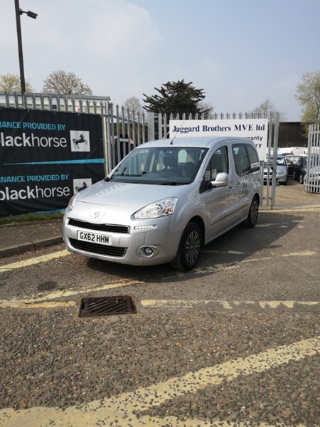 used Peugeot Partner Tepee HDI TEPEE S in Newmarket-Suffolk