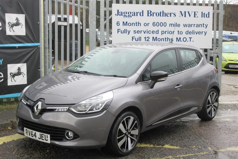 used Renault Clio DYNAMIQUE S MEDIANAV ENERGY DCI S/S in Newmarket-Suffolk