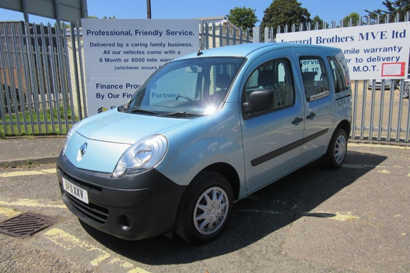 used Renault Kangoo EXTREME 16V in Newmarket-Suffolk