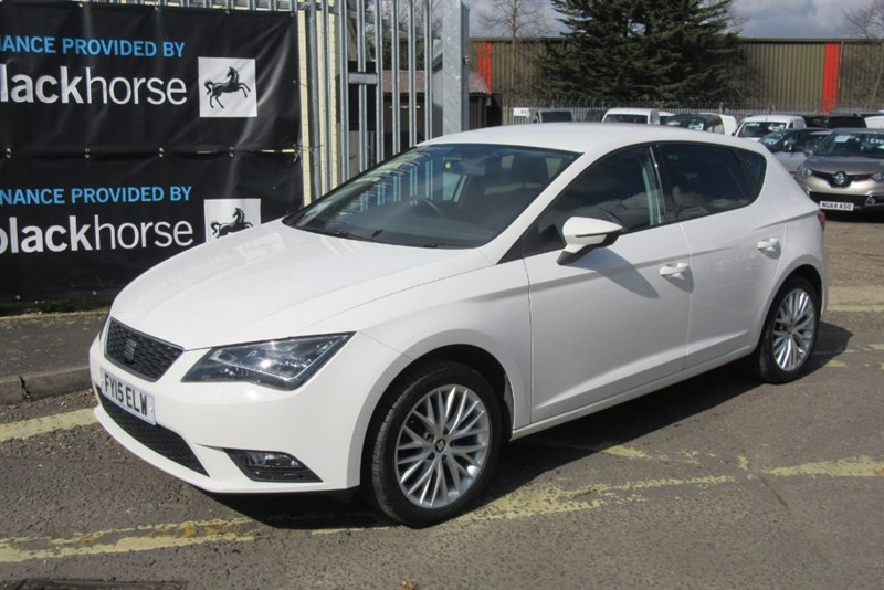 used SEAT Leon TSI SE TECHNOLOGY in Newmarket-Suffolk
