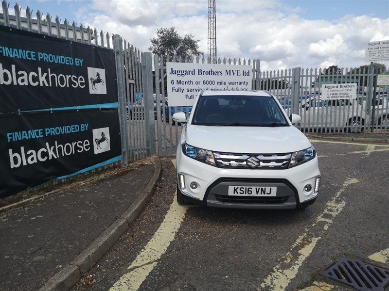 used Suzuki Vitara SZ5 URBAN in Newmarket-Suffolk