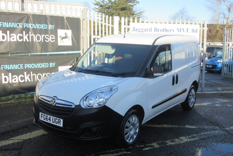 used Vauxhall Combo 2300 L1H1 CDTI S/S in Newmarket-Suffolk