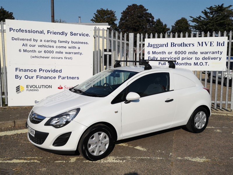 used Vauxhall Corsa CDTI S/S in Newmarket-Suffolk