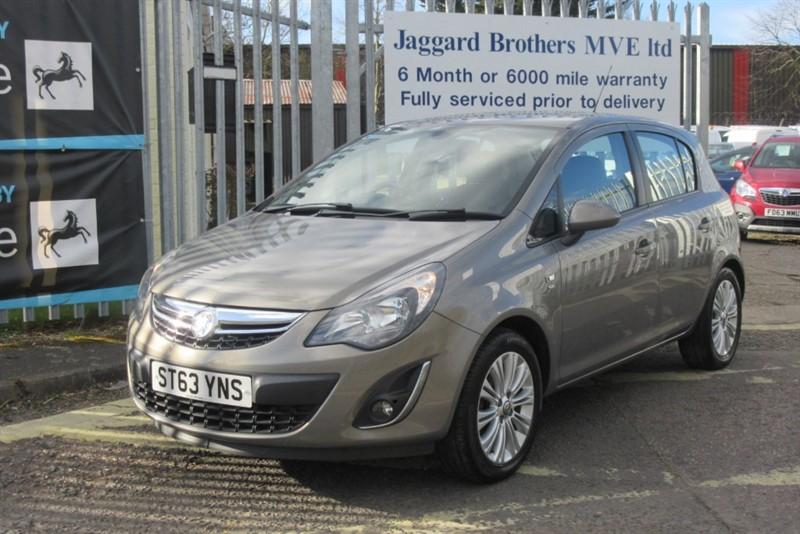 used Vauxhall Corsa SE CDTI ECOFLEX in Newmarket-Suffolk