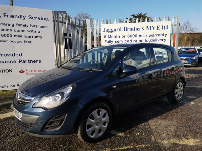 used Vauxhall Corsa 1.3 Cdti Design Ac 5Dr in Newmarket-Suffolk