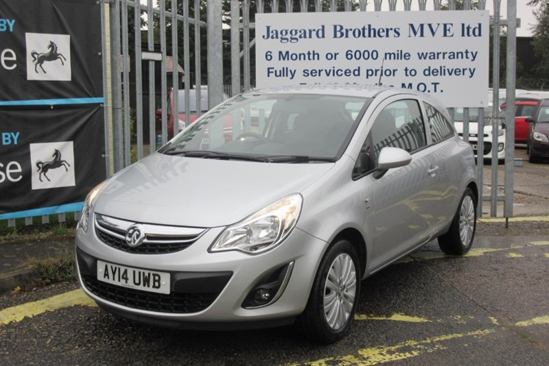 used Vauxhall Corsa ENERGY AC in Newmarket-Suffolk