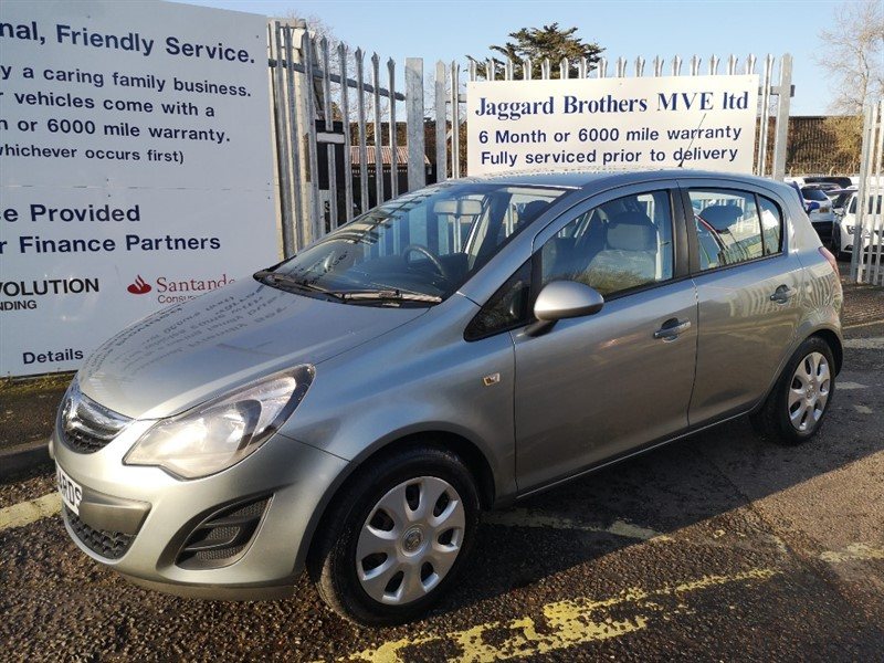 used Vauxhall Corsa 1.3 Cdti Design 5Dr Ac in Newmarket-Suffolk