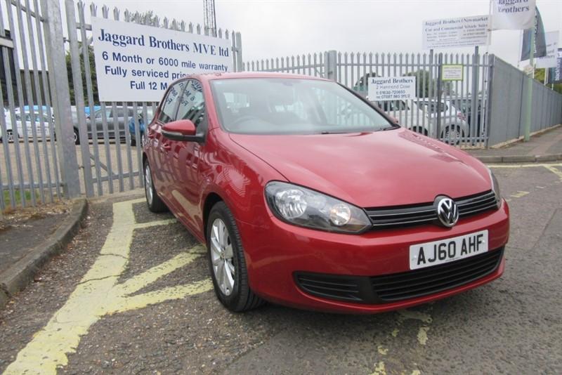 used VW Golf MATCH TDI in Newmarket-Suffolk