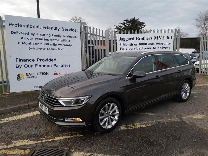 used VW Passat SE BUSINESS TDI BLUEMOTION TECHNOLOGY in Newmarket-Suffolk