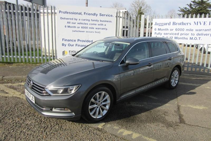 used VW Passat SE BUSINESS TDI BLUEMOTION TECHNOLOGY in Newmarket-Suffolk