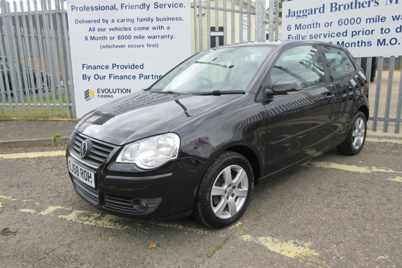 used VW Polo MATCH (80BHP) in Newmarket-Suffolk