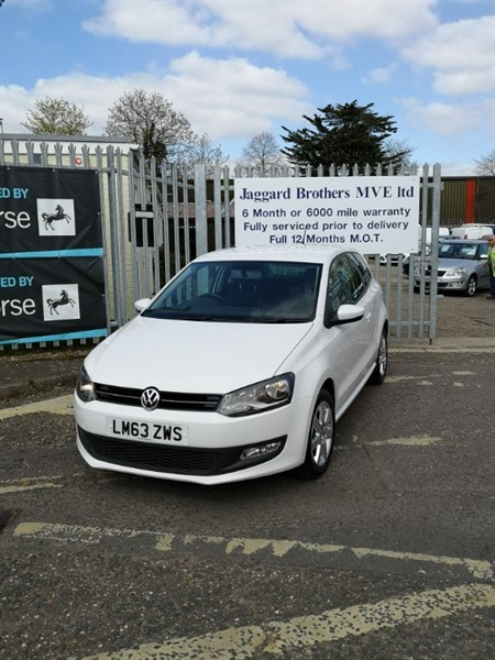 used VW Polo MATCH EDITION in Newmarket-Suffolk