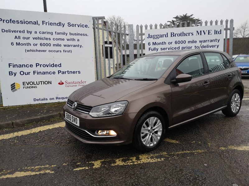 used VW Polo SE in Newmarket-Suffolk