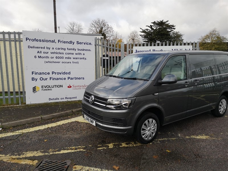 used VW Transporter T28 TDI P/V TRENDLINE BMT in Newmarket-Suffolk