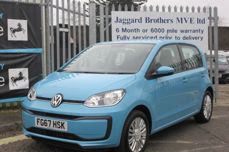 used VW Up MOVE UP in Newmarket-Suffolk