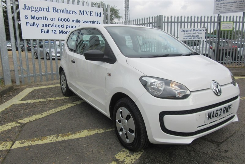 used VW Up TAKE UP in Newmarket-Suffolk