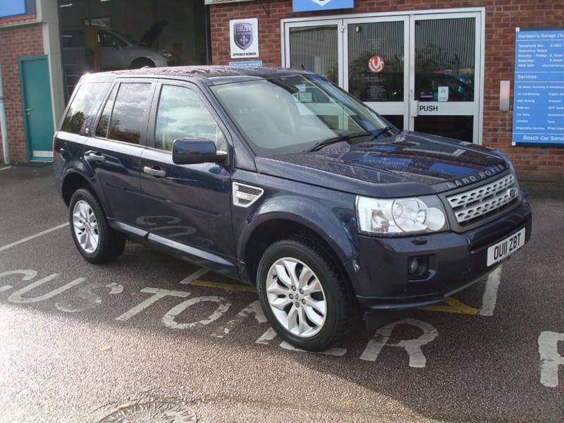 used Land Rover Freelander SD4 XS in totnes-devon