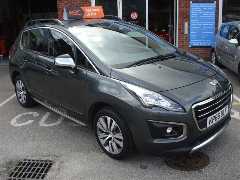 used Peugeot 3008 BLUE HDI S/S ACTIVE in totnes-devon