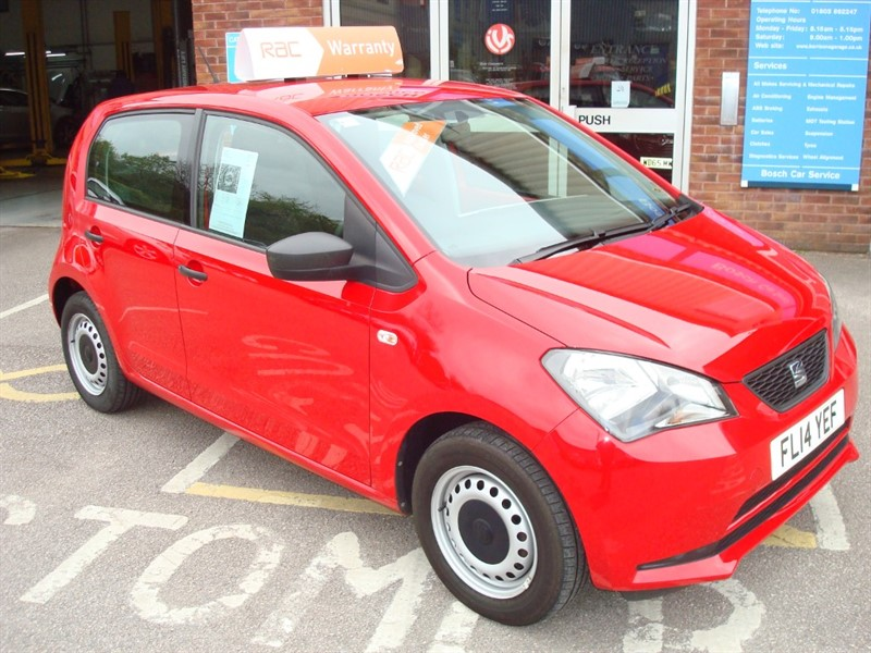 used SEAT Mii S AC in totnes-devon