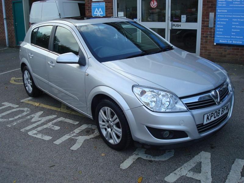 used Vauxhall Astra ELITE in totnes-devon
