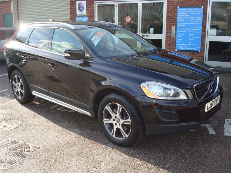 used Volvo XC60 D5 SE LUX AWD in totnes-devon