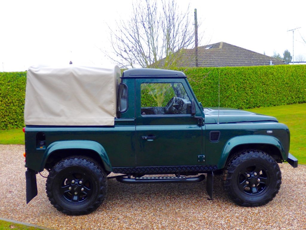 Pickup For Sale Defender 90 Land Rover Parts Catalogue Pictures Of 1991