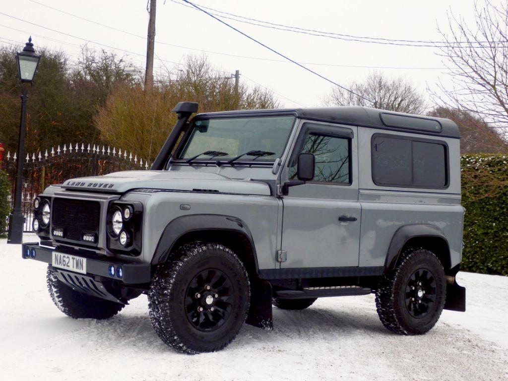 Used Orkney Grey Land Rover Defender For Sale Essex