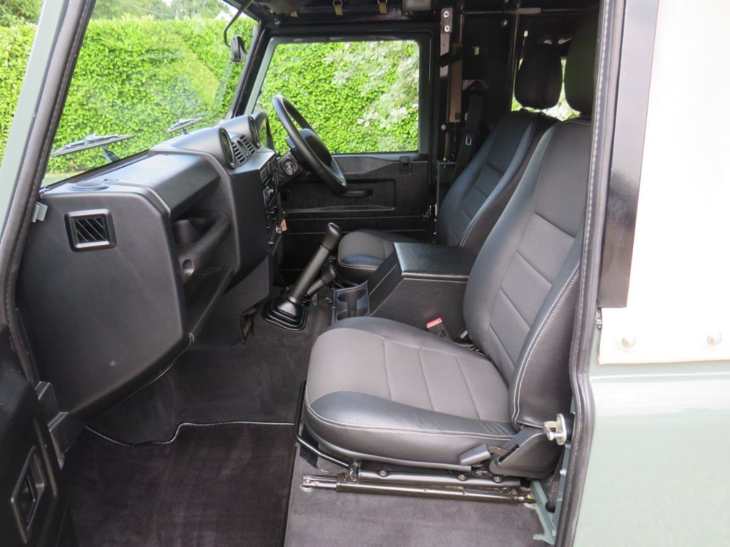Used Keswick Green Land Rover Defender for Sale | Essex