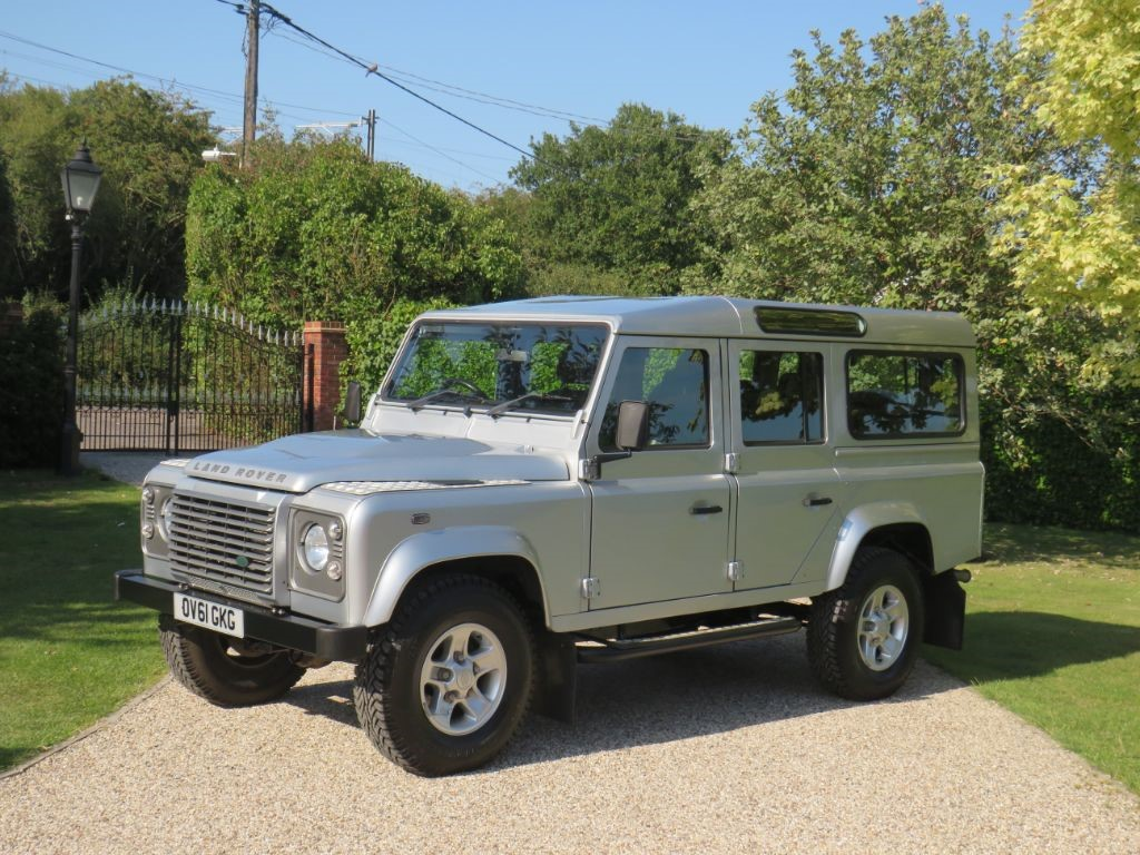 Used Indus Silver Land Rover Defender for Sale | Essex
