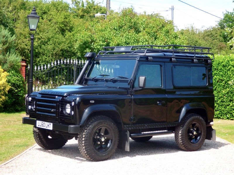 used Land Rover Defender 90 TDCI XS STATION WAGON MANY EXTRAS! GREAT LOOKING EXAMPLE! in chelmsford-essex