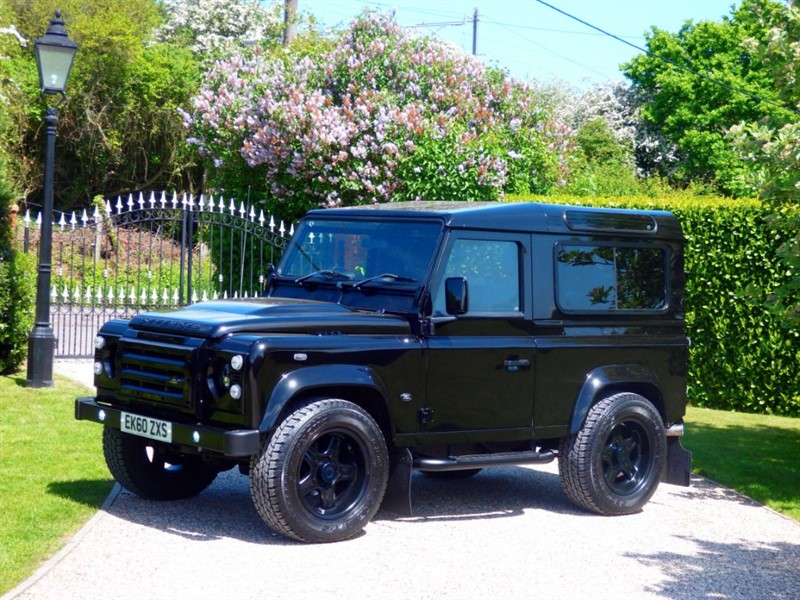 used Land Rover Defender 90 TDCI XS STATION WAGON 1 OWNER! STUNNING EXAMPLE!  in chelmsford-essex