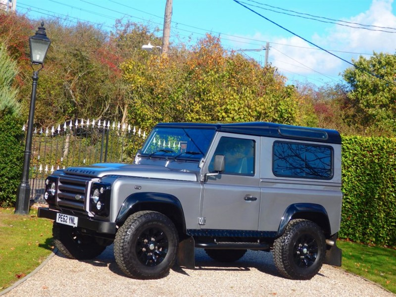 used Land Rover Defender 90 2.2 TDCI X-TECH LE HARD TOP FULL SERVICE HISTORY! £24,000 + VAT in chelmsford-essex