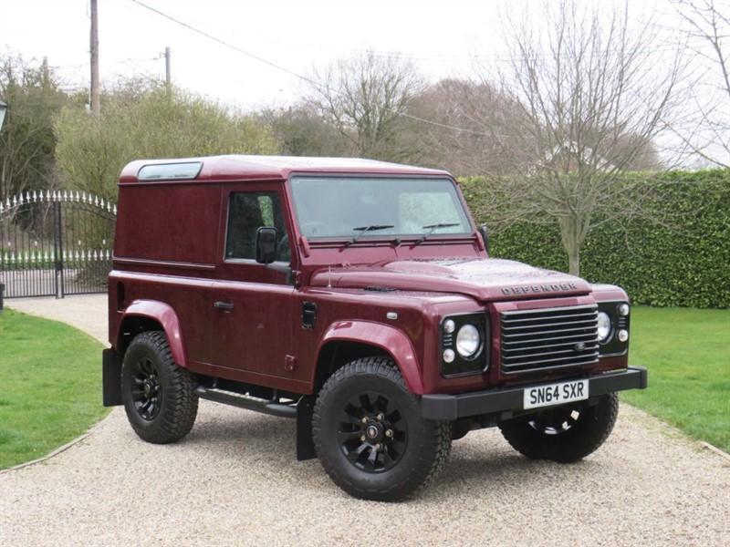 used Land Rover Defender 90 2.2 TDCI XS HARD TOP PREMIUM SEATS! STUNNING COLOUR! in chelmsford-essex