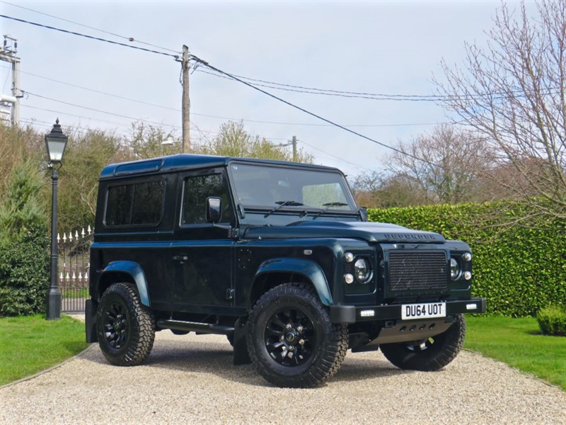 used Land Rover Defender 90 2.2 TDCI XS STATION WAGON STUNNING EXAMPLE! 1 OWNER! in chelmsford-essex