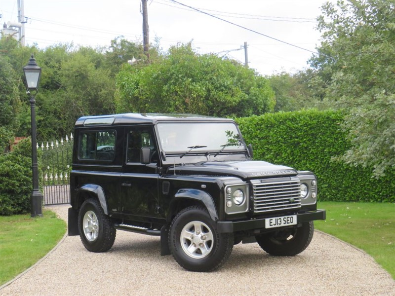 used Land Rover Defender 90 2.2 TDCI XS STATION WAGON LOCAL LADY OWNER! FULL HISTORY! in chelmsford-essex
