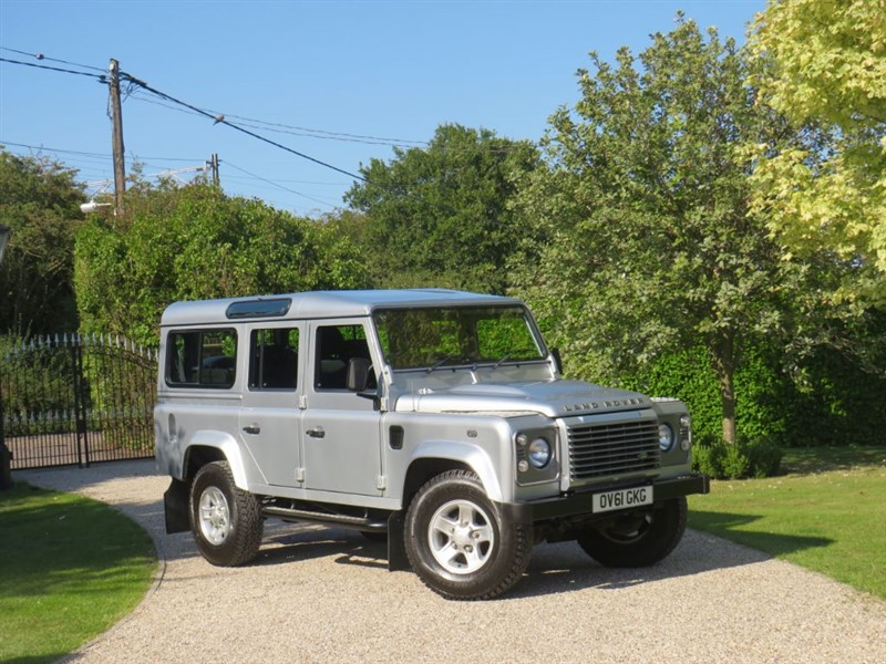 used Land Rover Defender 110 2.2 TDCI XS STATION WAGON 7 SEATER! WELL MAINTAINED! in chelmsford-essex