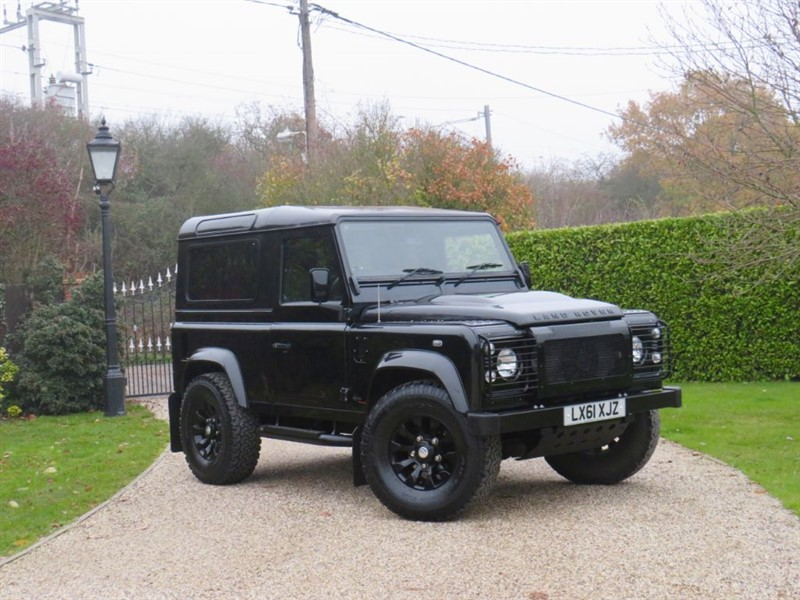used Land Rover Defender 90 2.4 TDCI XS STATION WAGON 'BOWLER UPGRADE' MANY EXTRAS!  in chelmsford-essex
