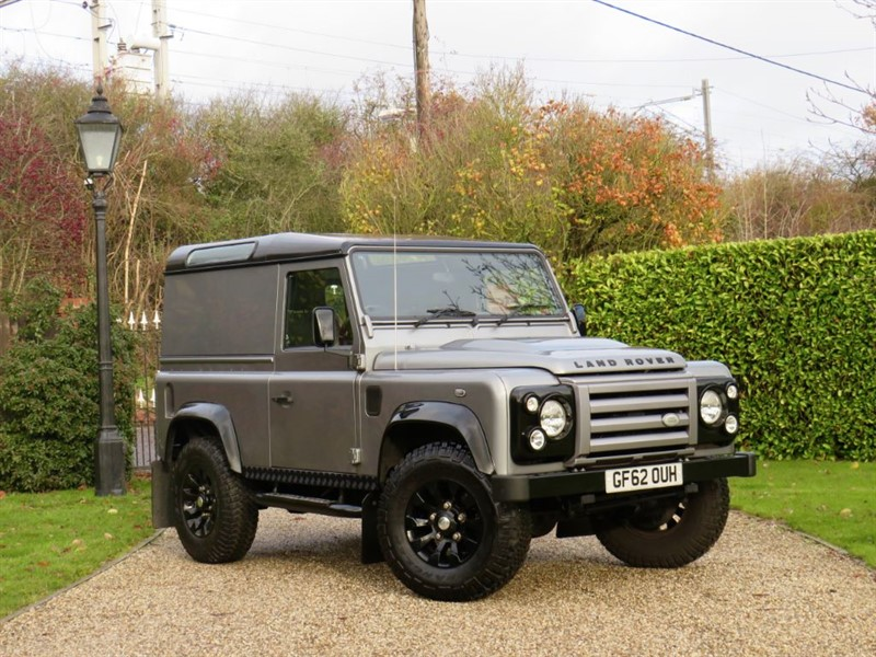 used Land Rover Defender 90 2.2 TDCI X-TECH LE HARD TOP JUST 38,000 MILES! RARE EXAMPLE! in chelmsford-essex