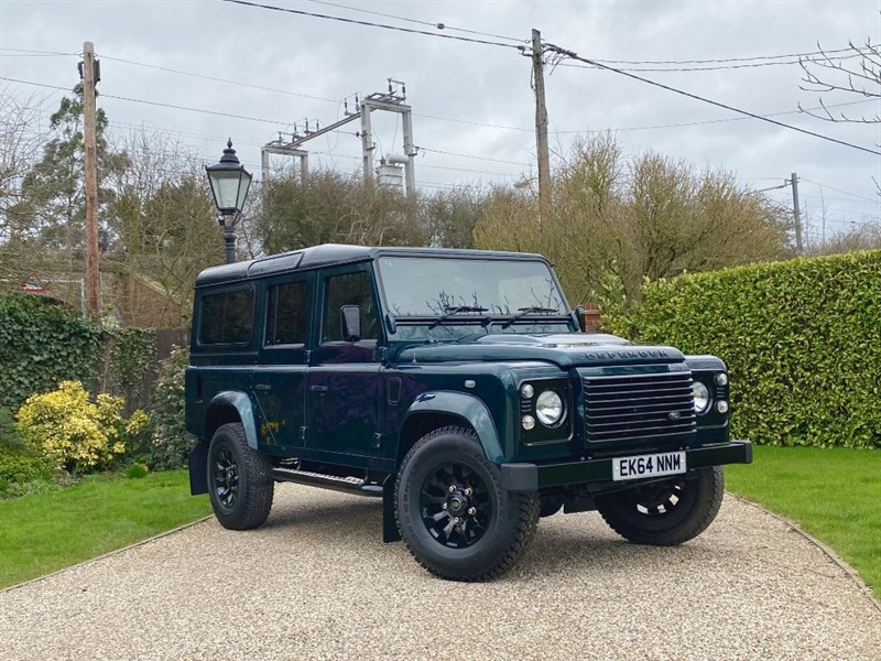 used Land Rover Defender 110 2.2 TDCI XS STATION WAGON GREAT COLOUR COMBINATION! in chelmsford-essex