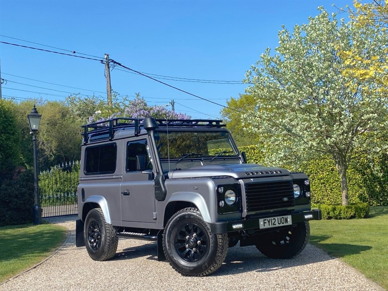 used Land Rover Defender 90 2.4 TDCI XS STATION WAGON in chelmsford-essex